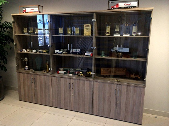 Office display cabinet