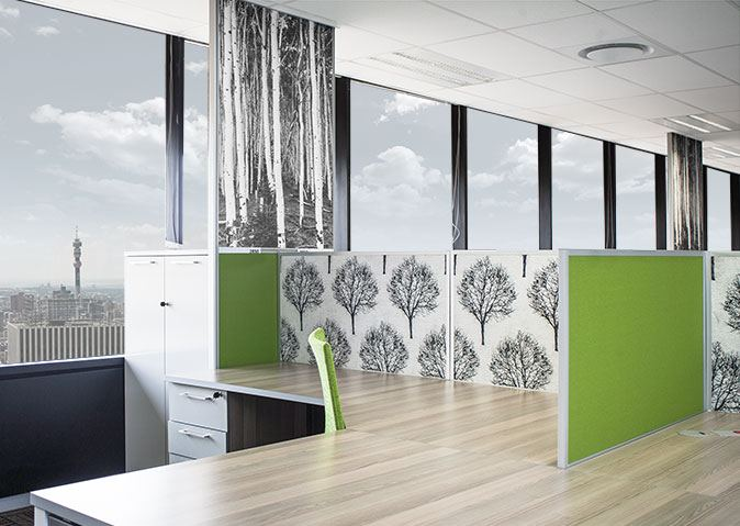 Green workstations