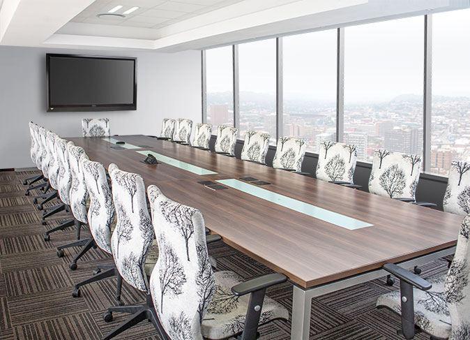 Transnet boardroom