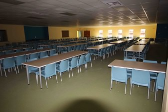 10 seater school canteen desks