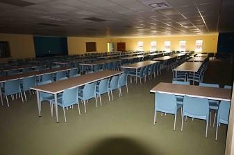 10 seater school canteen desks