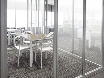 Glass Partitioning Image
