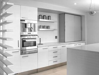 Kitchen cabinit