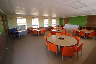 Quad smart school desks