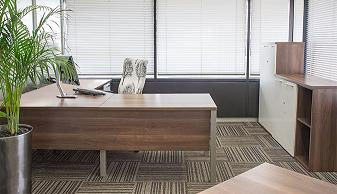 Wooden Office Desks Image