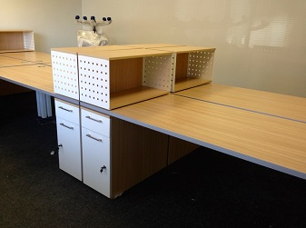 workstations and storage