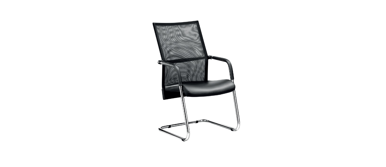 Quest Netting - Side Chair - Universal epoxy frame Image