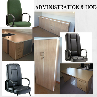 Administration and HOD Chairs Image