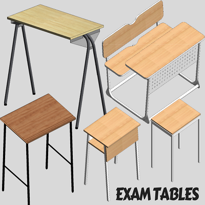 Exam Tables Image