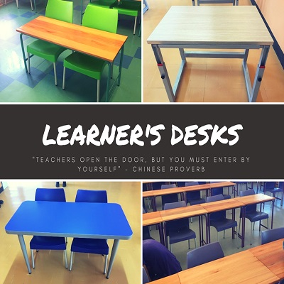 Learners Desks Image