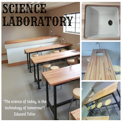 Science Laboratories Image