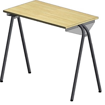 School exam table