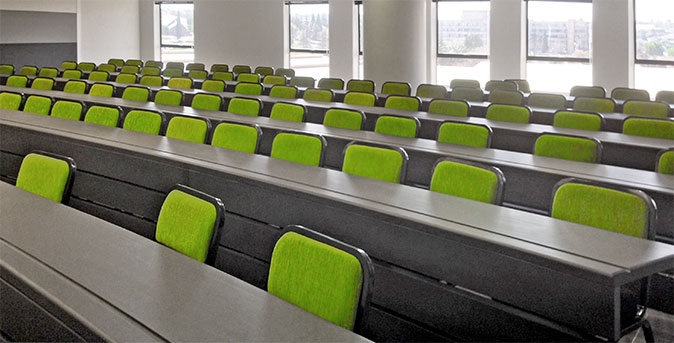 Unisa Offices Interior Design And Office Furniture