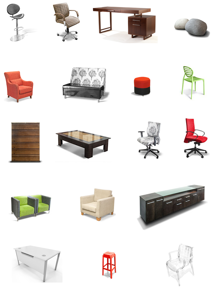 Designers and manufacturers of custom made office furniture in Gauteng, South Africa