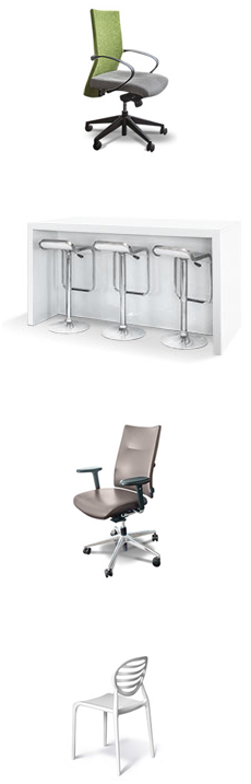 Modern, classic, contemporary and traditional custom made office furniture